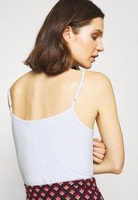 Anna Field - 3 PACK - Topper - black/white/tan - 8