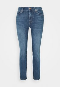 7 for all mankind - ROXANNE ANKLE INTRO - Slim fit jeans - mid blue - 0