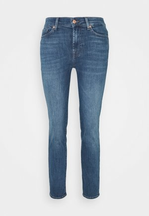 ROXANNE ANKLE INTRO - Jeans Slim Fit - mid blue