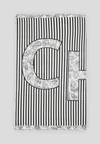 s.Oliver - Scarf - black placed print - 1