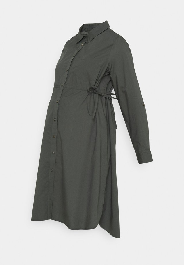 DRESS ELLIS - Shirt dress - green