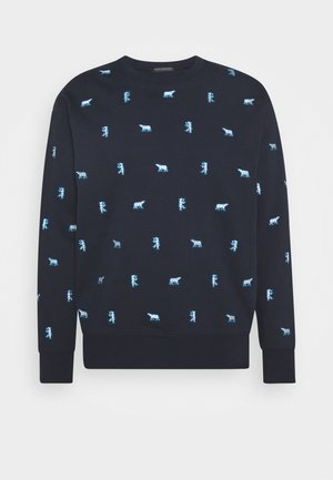 CREWNECK MINI EMBROIDERY - Collegepaita - combo