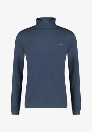 T-shirt à manches longues - marine