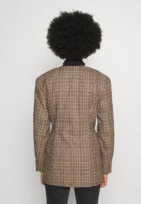 Weekday - SHARP  - Short coat - brown - 2
