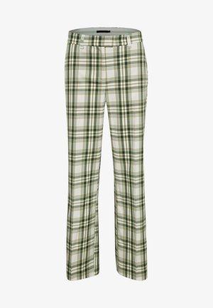 Trousers - celadon