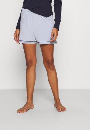 NIGHT SHORTS CISSI - Pyjama bottoms - light dusty blue