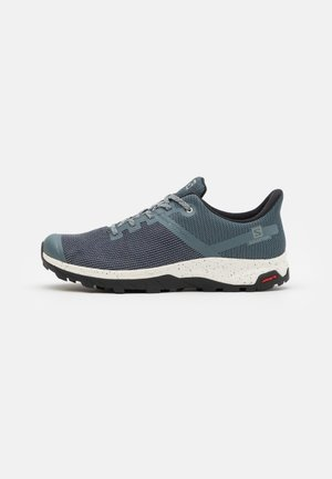 OUTLINE PRISM GTX - Chaussures de marche - stormy weather/vanilla/black