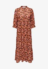 ONLY - Korte jurk - rust - 4