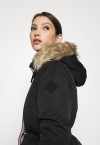 Hollister Co. - ELEVATED DOWN PARKA  - Down coat - black - 3