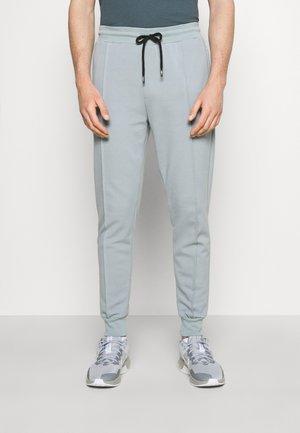 Teplákové kalhoty - hellgrau