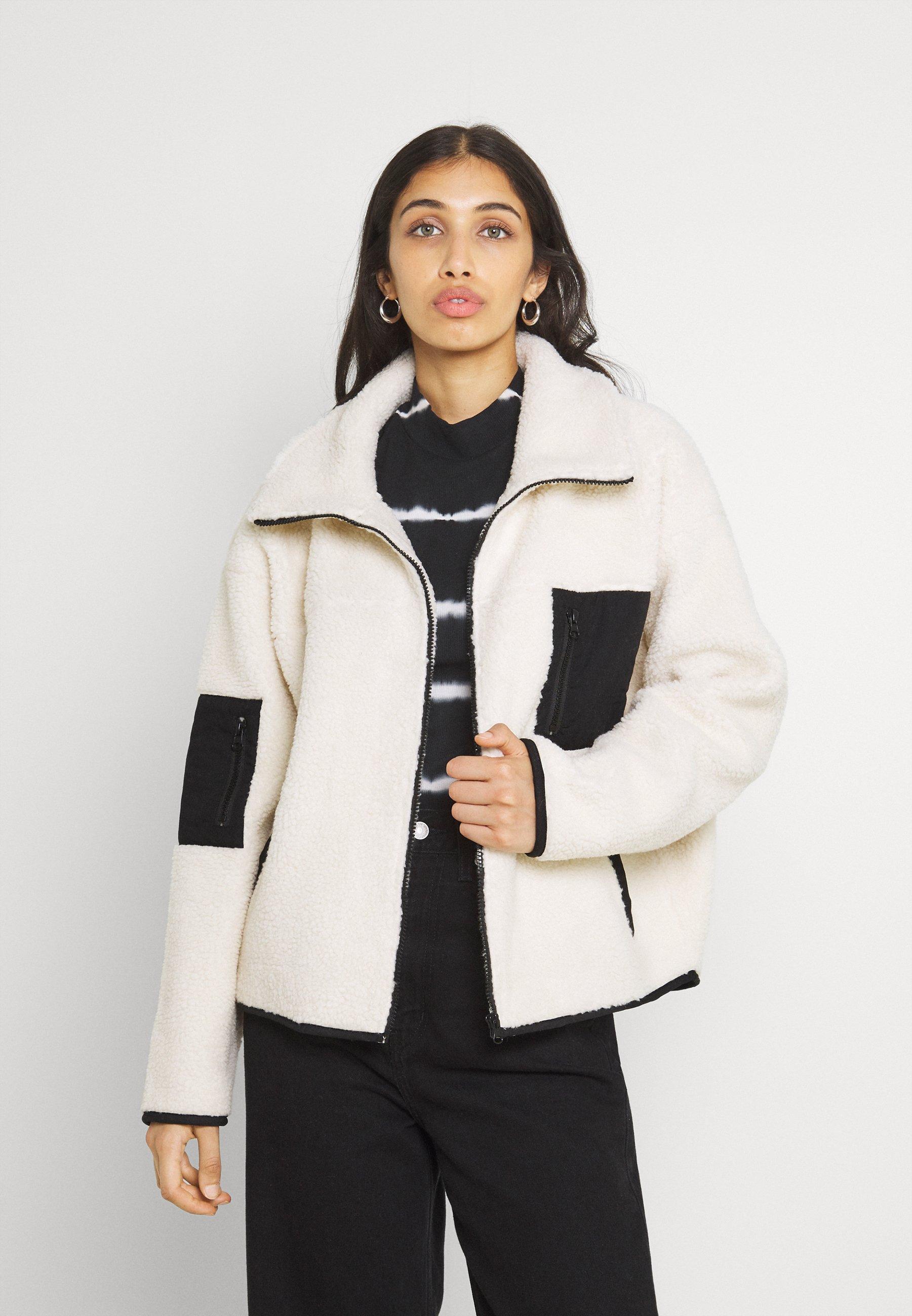 Women BIGGIE ZIP THROUGH JACKET - Fleece jacket