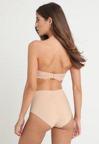 Calvin Klein Underwear - HIGH WAIST HIPSTER - Slip - beige - 2