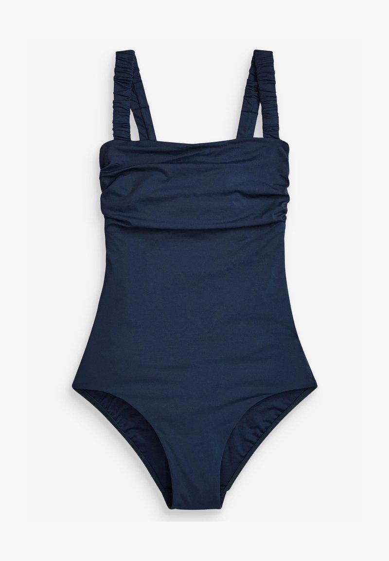 Next - Swimsuit - dark blue