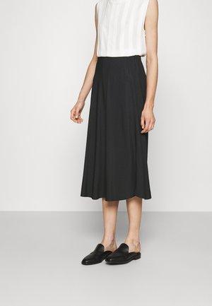 OSHIN - A-line skirt - black