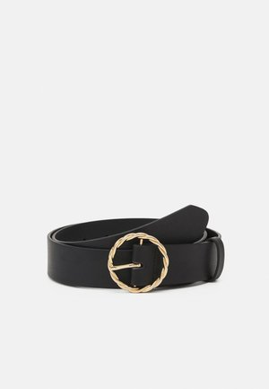 ISOLA BELT - Waist belt - black/gold