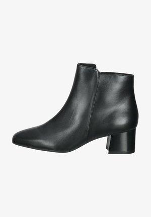 Ankle boot - schwarz nappu