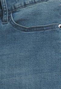 Noppies - ELLENTON - Denim shorts - aged blue - 2
