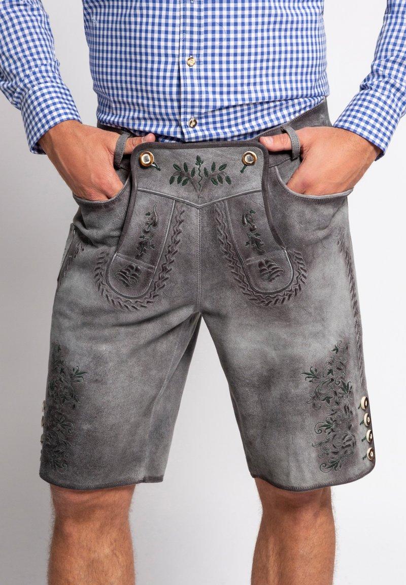 JP1880 - Shorts - grau