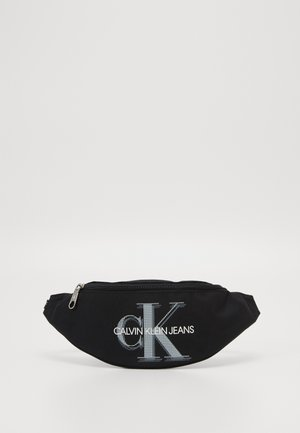 WAISTBAG PIXEL - Ledvinka - black