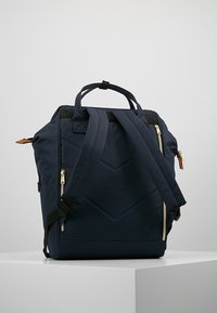 anello - BACKPACK COLOR BLOCK LARGE UNISEX - Batoh - navy - 2