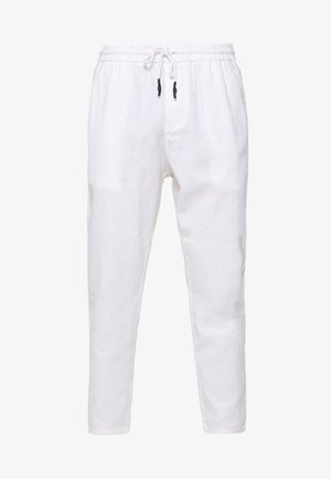 ONSLINUS CROP  - Trousers - bright white
