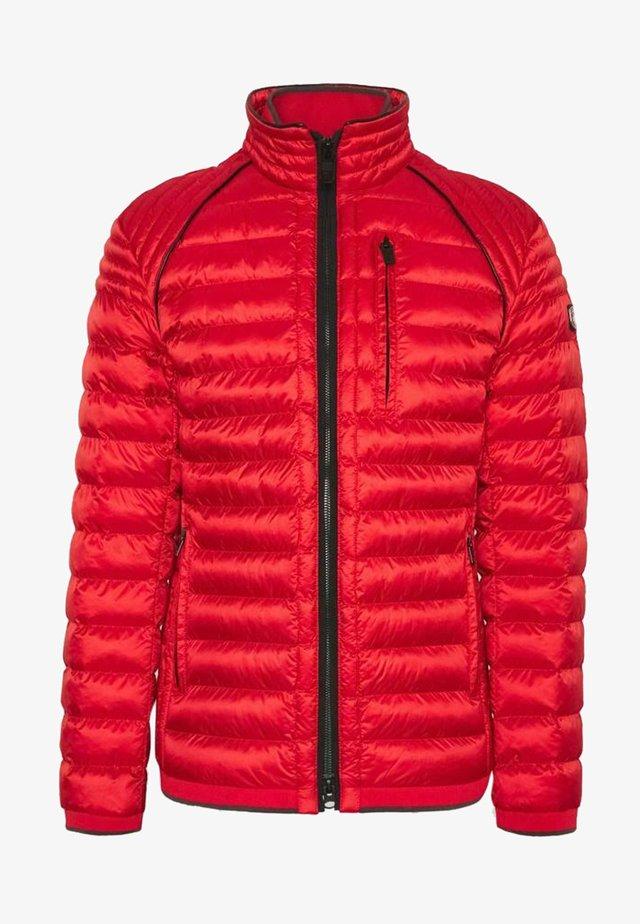 Winter jacket - redmetal