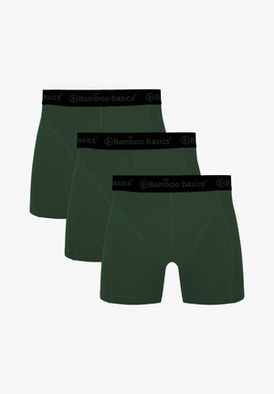 3 PACK - Underkläder - army