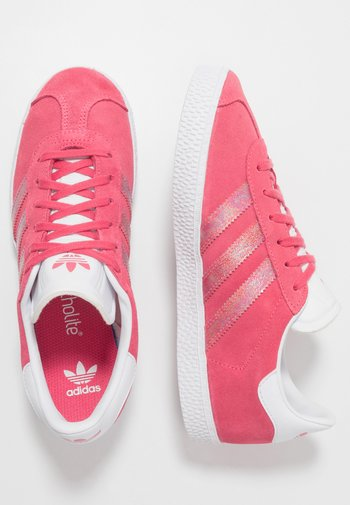 GAZELLE - Trainers - real pink/footwear white