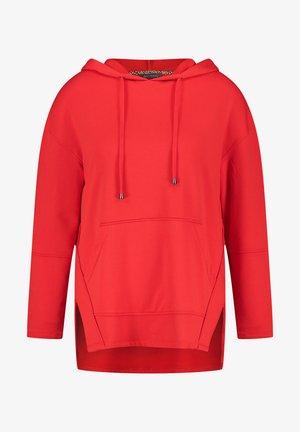 Hoodie - power red