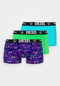 Diesel - DAMIEN 3 PACK - Pants - green/blue/multicolour - 5