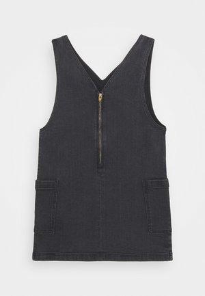 DRESS - Spijkerjurk - dark