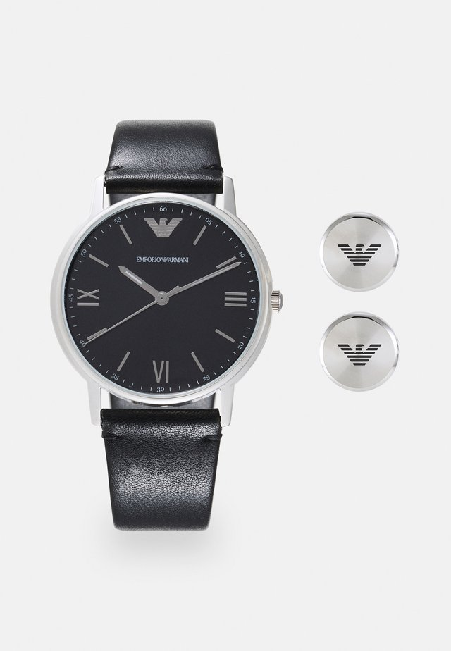 SET - Orologio - black