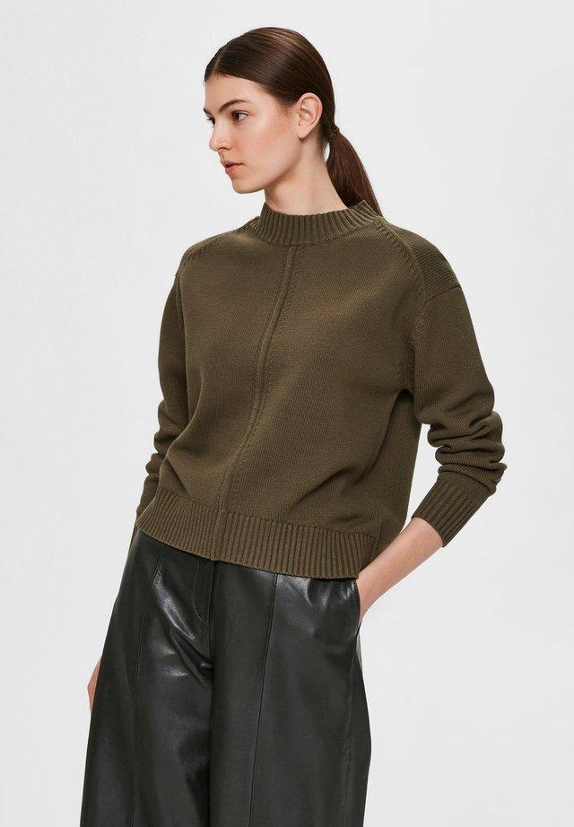 Sweter - kalamata