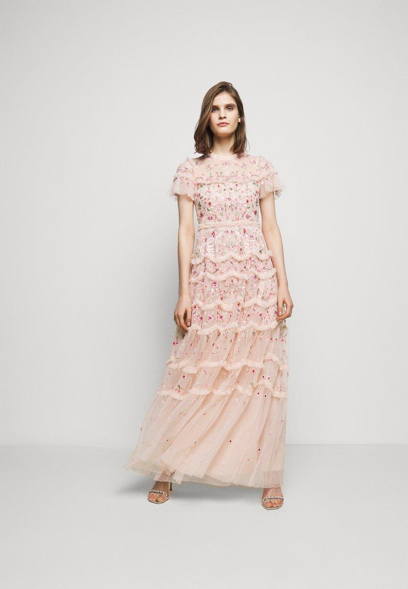 Needle & Thread - ELSIE RIBBON GOWN - Festklänning - pink encore