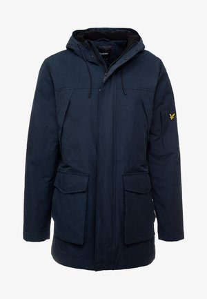 PANELLED JACKET - Parka - dark navy