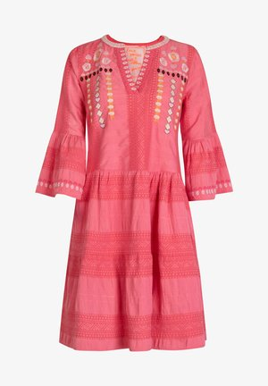 JOLAL - Day dress - burgund