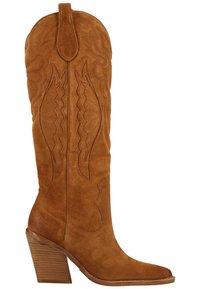 Bronx - High heeled boots - brown - 5