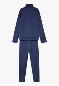 Nike Sportswear - B NSW CORE TRK STE PLY FUTURA - Chaqueta de entrenamiento - midnight navy/laser blue/white - 1