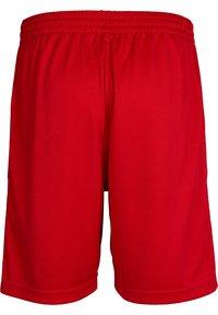 Hummel - Sports shorts - true red pro - 1