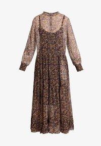 Freequent - Maxi dress - zinfandel - 4