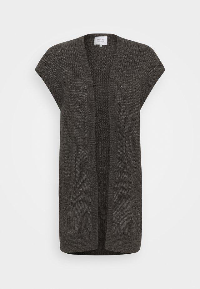 BLANCHE WAISTCOAT - Vest - black olive