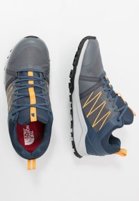 The North Face - Baskets basses - zinc grey/shady blue - 1