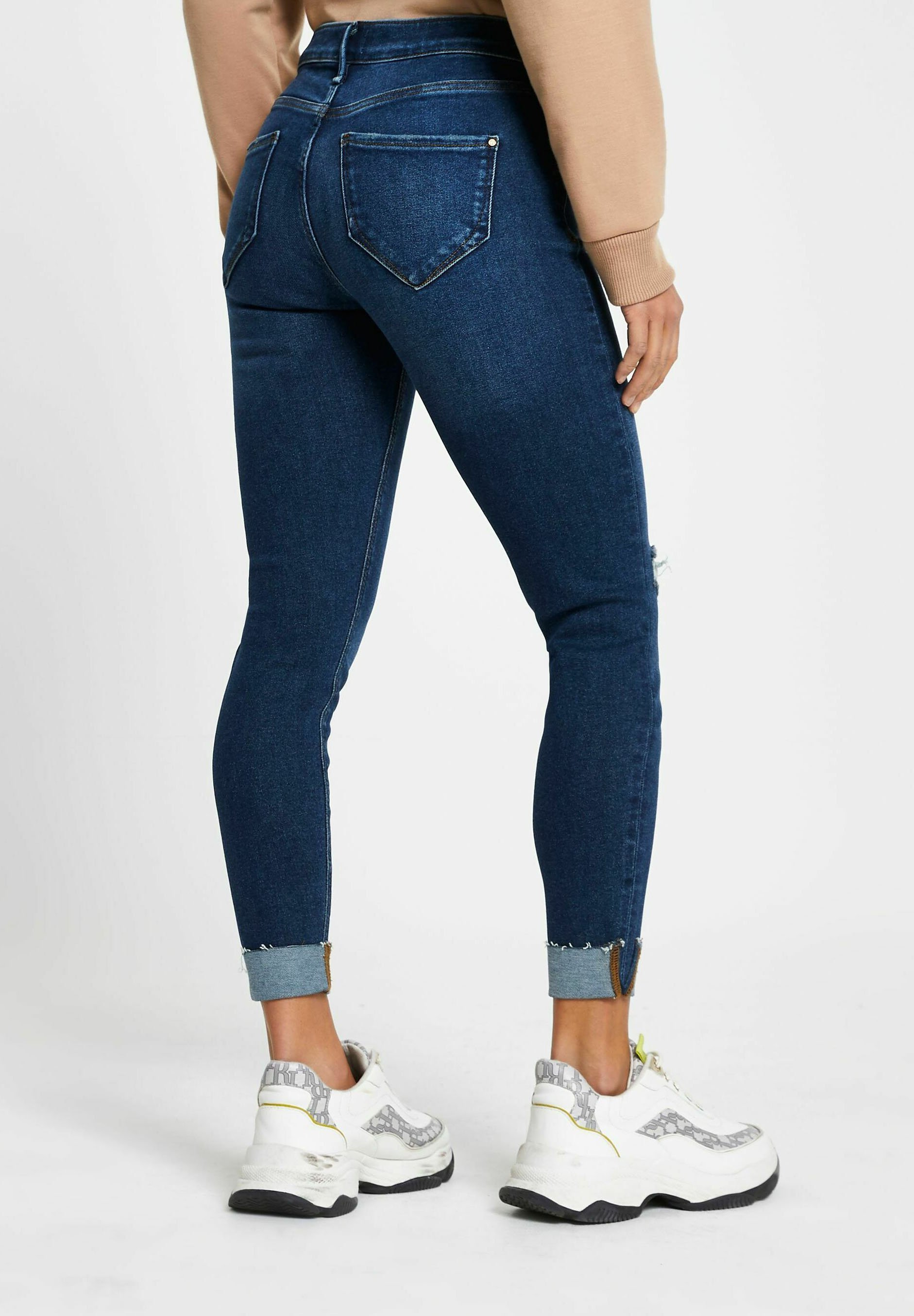 Donna MID RISE JEGGINGS - Jeans Skinny Fit