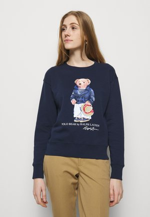FEATHERWEIGHT - Sweater - cruise navy