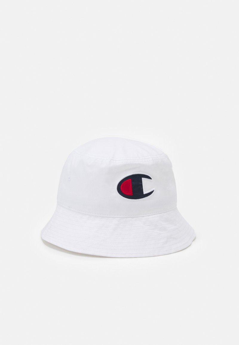 Champion Reverse Weave - BUCKET UNISEX - Hoed - white