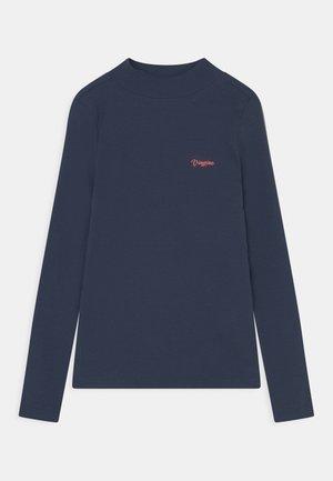 BASIC TEE - Long sleeved top - dark blue