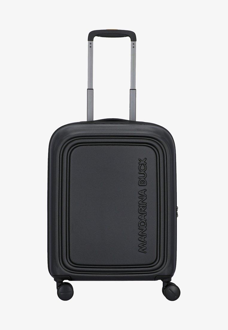 Mandarina Duck - LOGODUCK - Wheeled suitcase - black