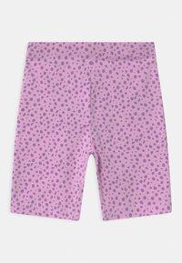 Friboo - 3 PACK - Shorts - dark blue/grey/purple - 1
