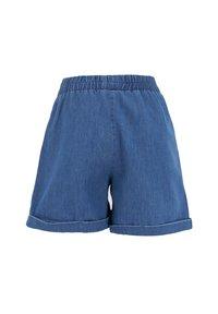 DeFacto - Shorts vaqueros - blue - 1