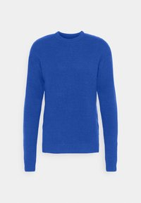 YOURTURN - UNISEX  - Stickad tröja - royal blue - 4